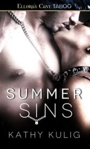 Spice Up V-Day With Erotica Author Kathy Kulig & Her Book Summer Sins @kathykulig