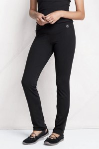 women's solid control pants