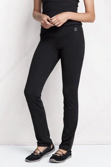 women's solid control pants