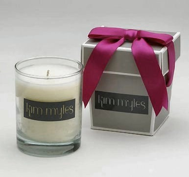 lavendear luxury candle by kim myles
