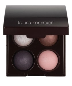 LM pink purple eye shadow quartet