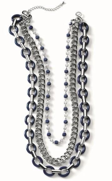 lia sophia Wayfarer Necklace