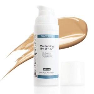 glo minerals moisturizing tint spf 30