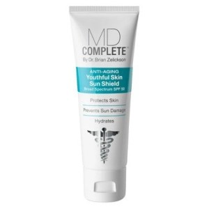 md complete youthful sun shield SPF 50