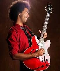 Selwyn Birchwood  rocks the blues (take a listen)