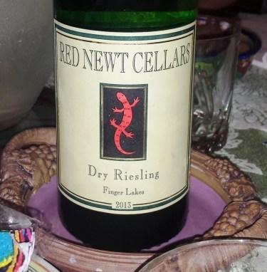 I just love this wine label!