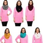 ISAACMIZRACHI CASHMERE SCARF ALL