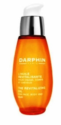 darphin revitalizing oil for face body and hair