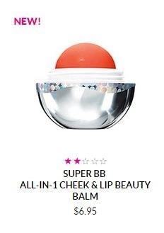 super bb lip and cheek