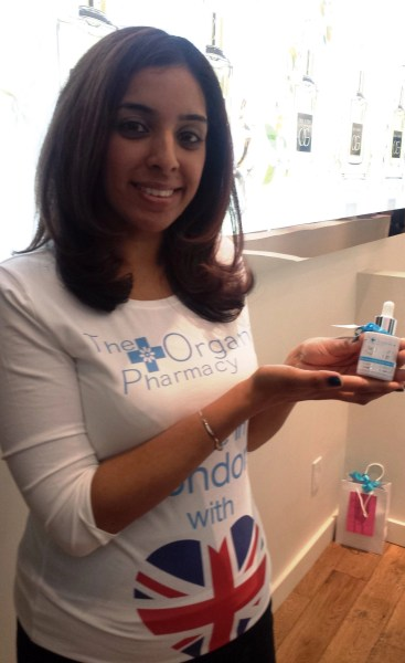 The Organic Pharmacy's Natural Beauty Treasures @organicpharmacy, #OrganicBeauty, #Organic