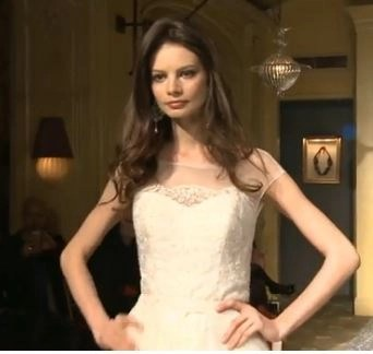 OLEG CASSINI BRIDAL FASHION FALL 2015