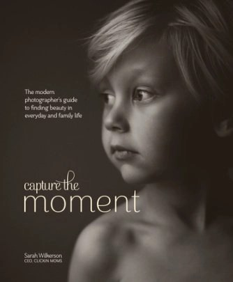 book cover capture the moment