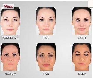 koh gen do makeup colors