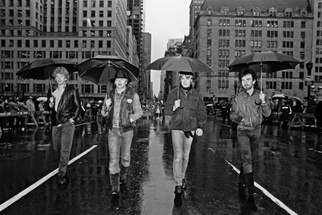 Thanksigiving Parade by photographer Lynn Goldsmith