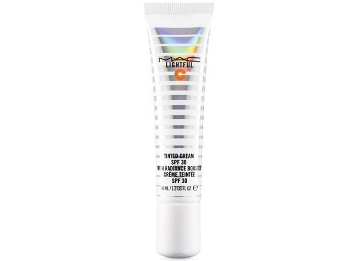 mac lightful tinted cream spf 30