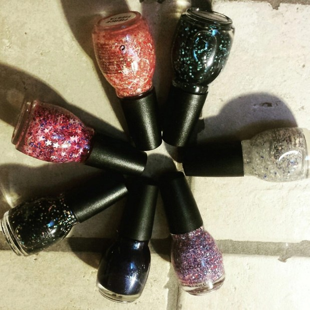 sinful colors carousel of nails