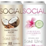 social enjoyments sparkling sake wine