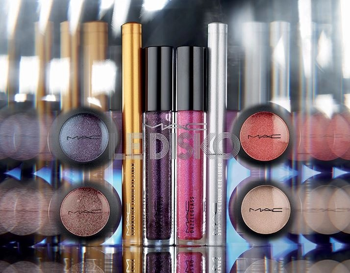 MAC  COSMETICS LE DISKO GROUPING 1