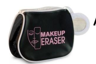 travel bag for makeup eraser