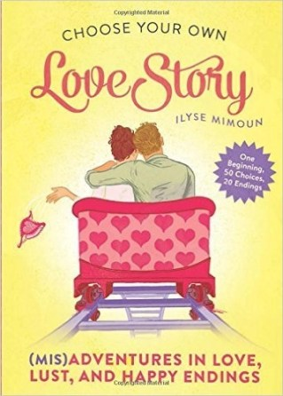 book make your own love storyb