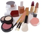 stylized cosmetics clip art