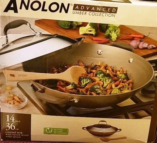 analon wok box
