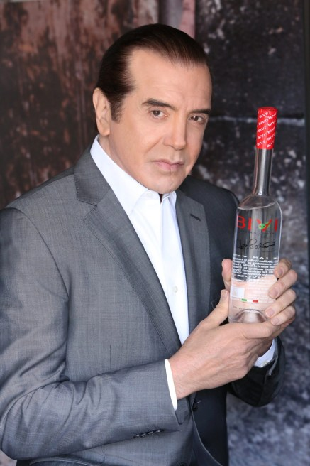 bivi vodka with chaz PALMINTERI