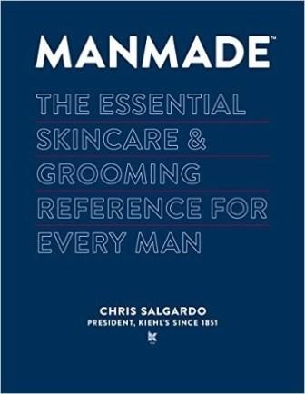 manmade book by Chris Salgado