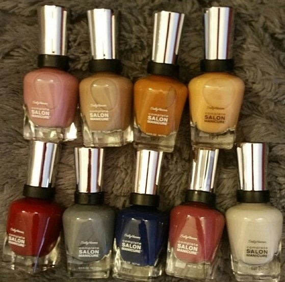 sally hansen designer inspired Fall 2-16 collection2