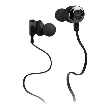 monster corded clarity HD earbuds