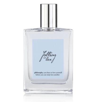 Falling in Love, a romantic fragrance by Philosophy @lovephilosophy