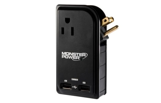 Monster power charger/outlet