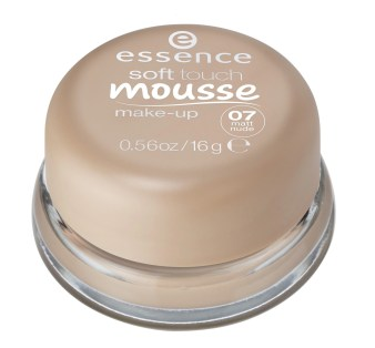 target exclusive mousse foundation