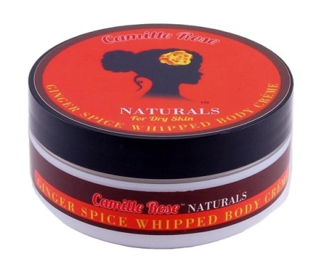 ginger spice whipped body creme by Camille Rose Naturals