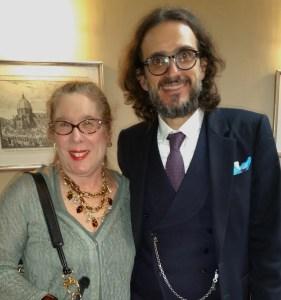 Is Paolo Tirenzi of Tiziana Terenzi the most interesting man in the world? #TIZIANA TERENZI
