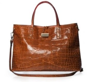 Eric Javits Cheri Bag in Burnt