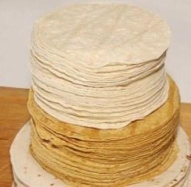 wheat and corn tortillas