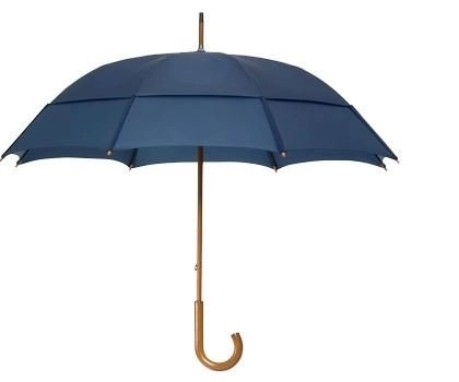 GustBuster Umbrellas may get lost, but you won't lose one to the wind