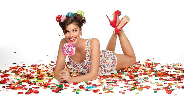 Hanky Panky Pairs With Dylan's Candy Bar For Seriously Sweet Lingerie! @dylanscandybar, @hankypankyLtd