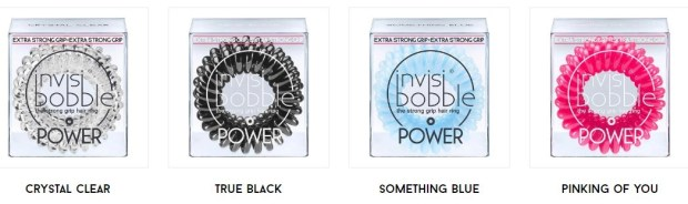 invisibobble POWER collection