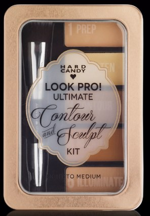 Hard Candy Look Pro! Ultimate Contour And Sculpt Kit
