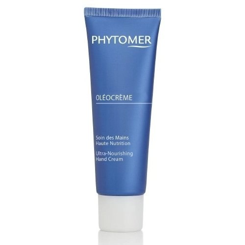 phytomer oleocreme ultra nourshing hand cream skincare products