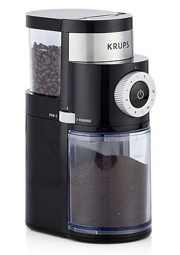 Krups Professional Burr Coffee Grinder Model GX5000 $49.00