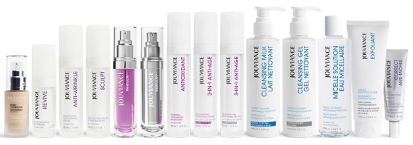jouviANCE PRODUCTS SKINCARE