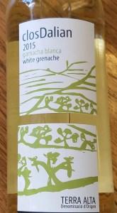 garanacha wine white
