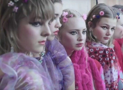 london fashion week SS 32017 live streaming