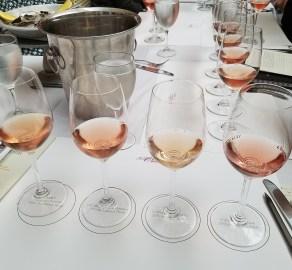 rose wines at BOBO