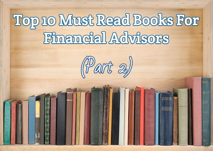 top 10 must read books for financial advisors