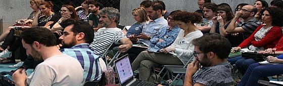 Ciencia en Redes 2015 publico home
