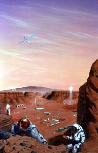 Colonizacion de Marte - NASA - concepto - AECC - mrgorsky - 560px